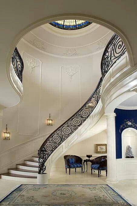 Como iluminar la escalera lamparas sevilla - Apliques para escaleras ...