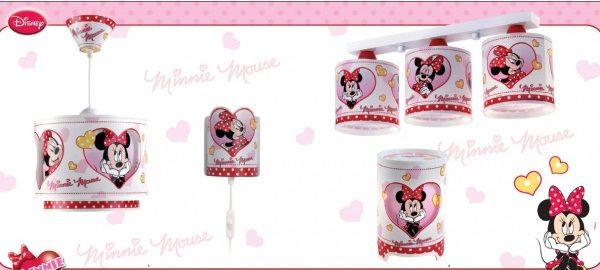 lampara minnie mouse